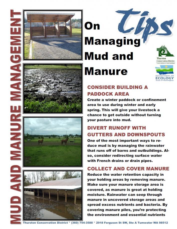 Manure Matters Flyer 2011-710x916